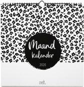 Zoedt maandkalender vierkant