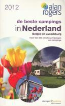 2012 Alan Rogers - De Beste Campings In Nederland, België & Luxemburg 2012
