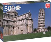 Tower of Pisa - Puzzel 500 stukjes