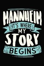 Mannheim It's where my story begins
