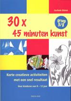 30 x 45 Minuten Kunst Groep 5/8