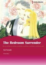 THE BEDROOM SURRENDER (Harlequin Comics)
