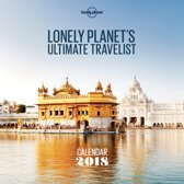 Lonely Planet Ultimate Travel Kalender 2018