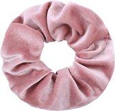Scrunchie Sweet Velvet Pink