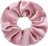 Sansira Scrunchie Haaraccessoire - Sweet Velvet Pink