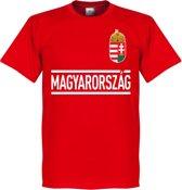 Hongarije Team T-Shirt - L