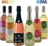 Alcoholvrij IK PAS Wijnen Voordeelpakket
