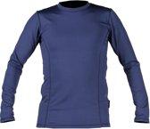 Storvik Thermoshirt lange mouw Heren Donkerblauw - Maat S (48) - Tinwald