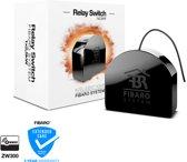 FIBARO Relay Switch 1 x 2,5kW - Werkt draadloos met Z-Wave controller