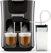 Philips Senseo Latte Duo HD6574/50 - Koffiepadmachine - Titanium