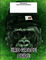 3rd Grade Dude