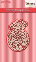 Nellies Choice Hobby Solutions Lace Dies Kerstbal