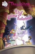Thea Sisters 14 - Vijf prima ballerina 's