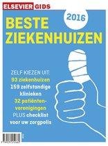 Elsevier Speciale Editie - Beste ziekenhuizen 2016
