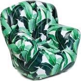 Sunnylife opblaasbare stoel Banana Palm