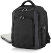 Quadra Tungsten™ Laptop Backpack Zwart