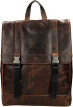 Micmacbags Colorado Rugzak 15.6 inch - Donkerbruin