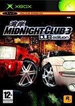Midnight Club 3-Dub Edition