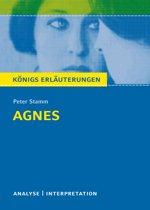 Agnes von Peter Stamm. Königs Erläuterungen.