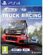 FIA European Truck Racing - PS4