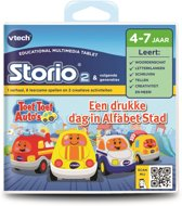 VTech Storio 2 Toet Toet Auto's - Game