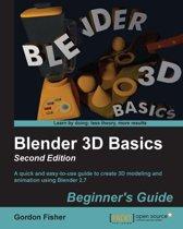 Blender 3D Basics: Beginner's Guide - Second Edition