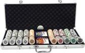 Poker set aluminium koffer 500 chips Ultimate