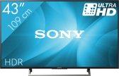 Sony KD-43XE7004 - 4K tv