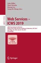Web Services – ICWS 2019