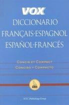 Vox Diccionario Francais-Espagnol/Espanol-Frances