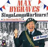 Max Bygraves: SingaLongaWarYears