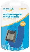 Armband anti-muggen duo pak