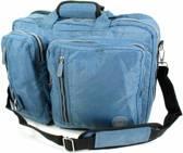 Adventure Bags Business Laptoptas Rugzak Blauw
