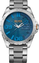 BOSS Orange HO1513382 Berlin - Horloge - Staal - Zilverkleurig - 48 mm