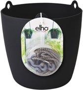 Elho - brussels hangschaal 18cm living black