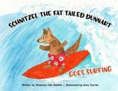 Schnitzel the Fat Tailed Dunnart Goes Surfing