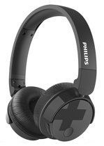 Philips TABH305 - BASS+ Wireless On-ear Koptelefoon - Zwart