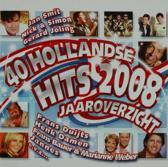 Hollandse Hits 2008: Jaaroverzicht