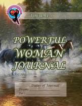Powerful Woman Journal - Joyful Horses