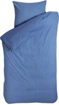 Bink Bedding Dots Jeans - 1 Persoons