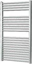 Designradiator Plieger Palermo 111.1x60cm 605 Watt Aluminium Zijaansluiting