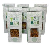 5x 100 gram Notendroom: Tea Bar's populairste thee