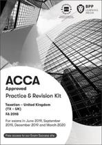 ACCA Taxation FA2018