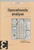 Epsilon uitgaven 54 - Operationele analyse