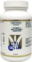 Vital Cell Life Vitamine C multi-element gebufferd 120 gram
