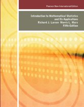 Introduction to Mathematical Statistics and Its Applications: Pearson  International Edition