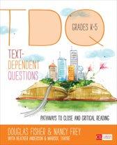 Omslag van 'Text-Dependent Questions, Grades K-5'