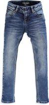 Cars Jeans Jongens Jeans Poster Slim Fit - Dark Used - Maat 92