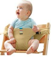 Opvouwbare kinderstoel - Praktisch, snel toepasbaar en makkelijk mee te nemen!