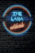 The LANA Notebook